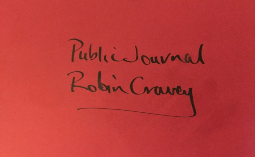 Launch of the public journal