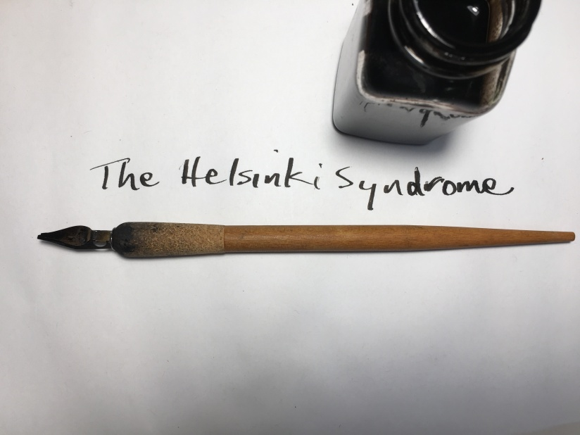 The Helsinki Syndrome