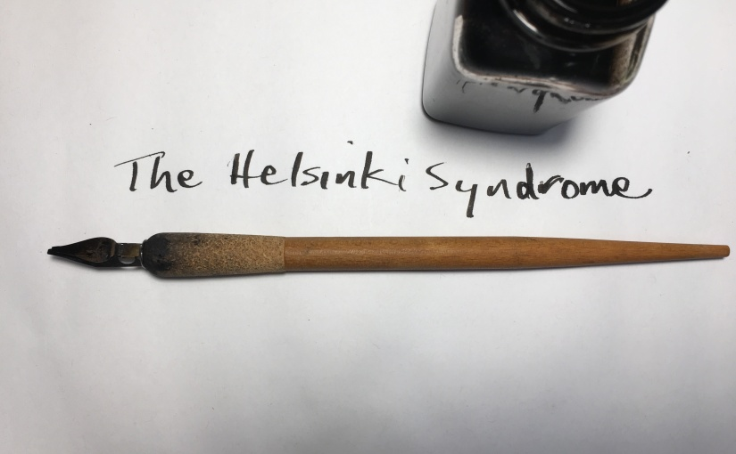 The Helsinki Syndrome