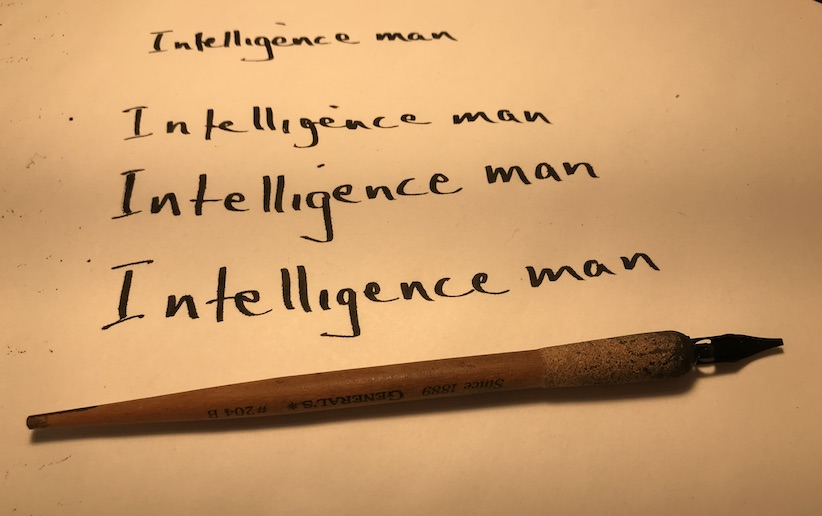 Intelligence man