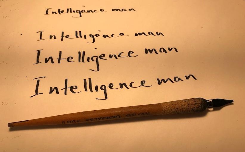 Intelligence man