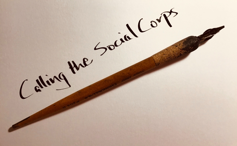 Calling the Social Corps